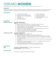 Admin Manager Cv Sample Resume Administrative Manager Resume Administration Cv