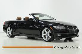black bmw convertible. chicago cars direct presents a 2011 bmw 335i convertible blacksaddle 260853 youtube black bmw w