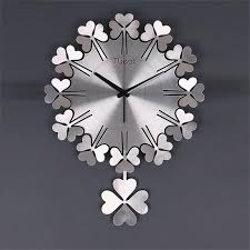 Small Picture Online Buy Wholesale art wall clock from China art wall clock