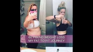 60 pound weight loss transformation workout video pilation before and after photos videos