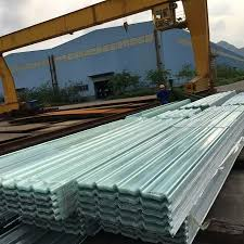 translucent clear flat and corrugated fiberglass reinforced plastic grp frp roof panels manufacturer
