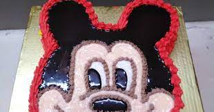 mickey mouse cake recipe by chef s