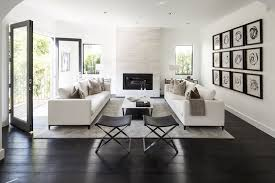 Two Sofas Facing Each Other In Living Room White And Black For The Best Two Sofa Living Room Design Property