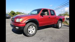 2004 Toyota Tacoma SR5 DC TRD Meticulous Motors Inc Florida For ...