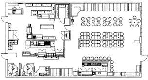 Small Picture Restaurant Layout and Design