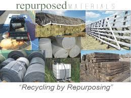 Repurposed Materials