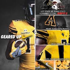 App State Sports Graphics App State Social Media