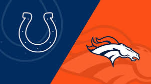 Indianapolis Colts Depth Chart 2018 Denver Broncos At Indianapolis Colts Matchup Preview 10 27