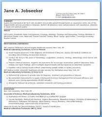 medical laboratory assistant resume chemistry lab assistant resume markpooleartist com