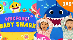 Childrens Baby Shark Song Goes Viral Tops Uk Charts