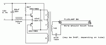 wiring diagram for uv light wiring image wiring 12 volt fluorescent lamp drivers on wiring diagram for uv light