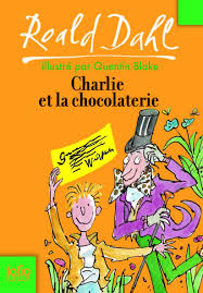 Charlie et la Chocolaterie (Folio Junior): Amazon.co.uk: Roald Dahl,  Élisabeth Gaspar: 9782070612635: Books