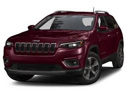 new 2019 jeep cherokee limited 4x4 for middlebury vt stock j7319