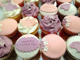 Cupcake Kitchen Decorations Party Ideas Pretty In Pink Floral Kitchen Tea Ideas Basil And