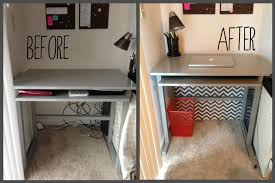 Hide cords on desk hiding cables wires revolutionary impression attractive  way under cleanliness organization cord desks