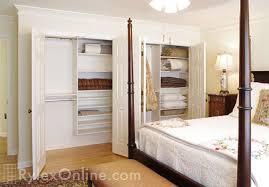 closet bedroom. Guest Bedroom Closet