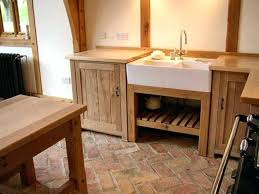 free standing kitchens wood kitchen sink for uk