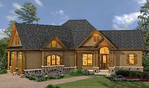 Plan W GE  Rustic Hip Roof Bed House Plan   e ARCHITECTURAL    W GE