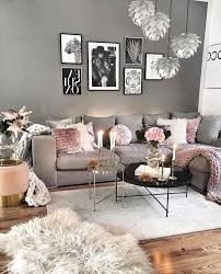 blush grey living room living room
