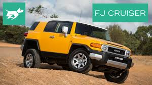 2016 Toyota FJ Cruiser Review - YouTube