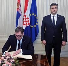 Image result for milorad dodik i dragan covic karikature