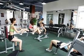 Kết quả hình ảnh cho ảnh phòng tập gym cho nữ
