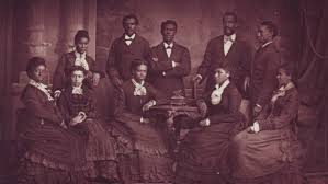 after the rediscovery of a 19th century novel a view of black victorian era middle class black women who loved to and write didn t have many role models