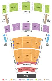 Chrysler Hall Tickets 2019 2020 Schedule Seating Chart Map