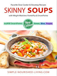 easy 5 ing asparagus minestrone soup