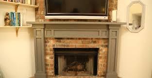 15 elegant diy fireplace mantel and surrounds home and gardening ideas rh hngideas com fireplace mantel