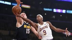 Rondo Playofflarda Dönebilir – LakersTR.com