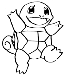 Small Picture Squirtle Pokemon Coloring Pages Pokemon Coloring Pages