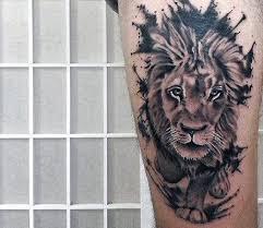 Tetování Lev Na Stehně Význam