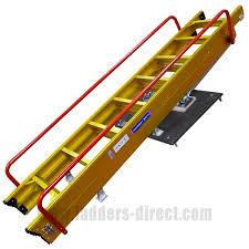 heavy duty sliding loft ladders
