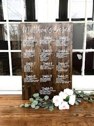Wedding Seating Chart Staples Unconventional Seating Charts From Etsy Popsugar Love Sex