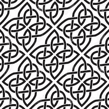Celtic Pattern Adorable The Image Background Seamless Celtic Pattern Royalty Free Cliparts