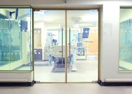 electric frosted glass an image of switchable glass at the royal hospital electric frosted glass door