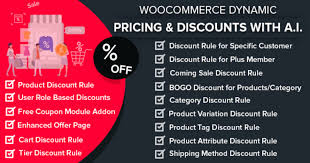 WooCommerce Dynamic Pricing & Discounts with AI | Lenvato