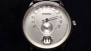 chanel unveils a 36 000 first watch for men rich bich fashion chanel monsieur de chanel watch baselworld 2016 01