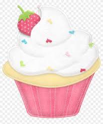 Cupcakes Png Minus Cupcake Clipart Png Transparent Png