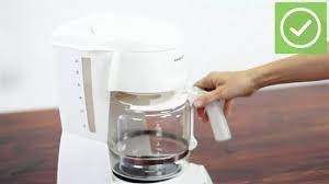 Why use white vinegar to clean your coffee pot? How To Clean A Coffee Maker With Vinegar 15 Steps With Pictures
