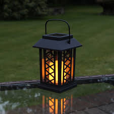 Solar Powered Patio Lanterns Patio Designs