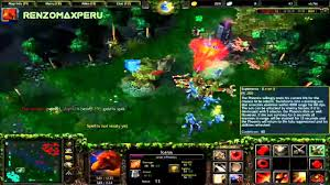 defence of the ancients dota gameplay hd youtube