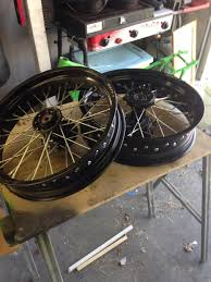 klx250s supermoto wheels kawasaki forums