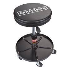 Craftsman Stool And Table Set Craftsman Adjustable Mechanics Seat 00951172 Creeper Ace