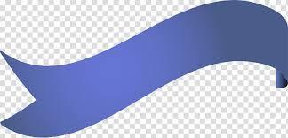 Blue Ribbon Design Blue Ribbon Watercolor Painting Hand Painted Blue Ribbon