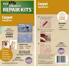 carpet repair kit