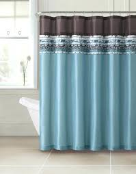 brown shower curtains. Aqua And Brown Shower Curtain Blue With Remarkable . Curtains