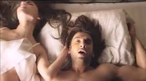 Hot Sunny Leone and Ranveer Singh Bed Scene YouTube