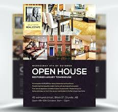 House For Rent Flyer Template Word Open House Event Flyer Templates By Open House Event Flyer